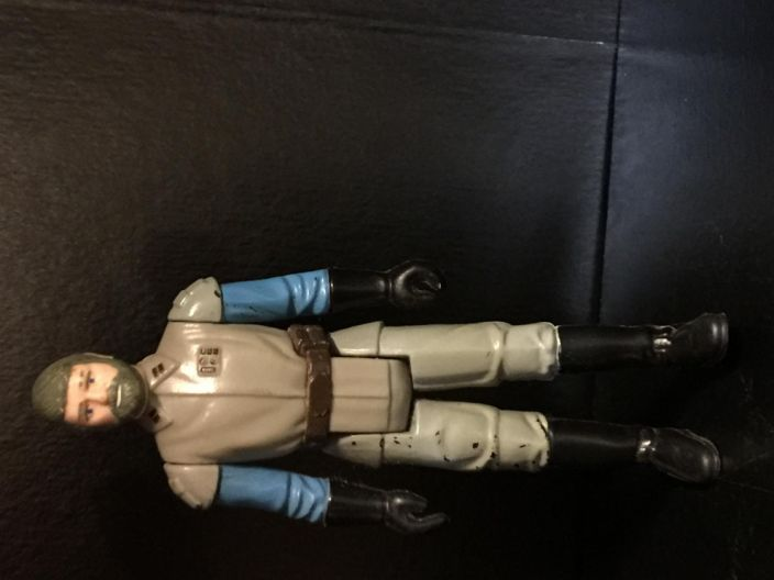 Star Wars Return of The Jedi General Madine (1980) Loose