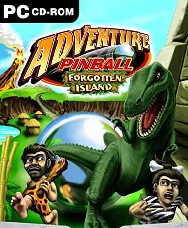 Adventure Pinball - Forgotten Island kaytetty PC