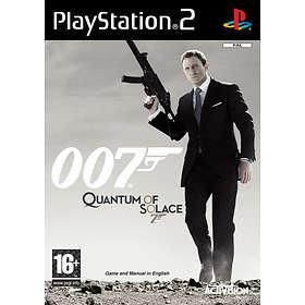 007 quantum of solace kaytetty PS2