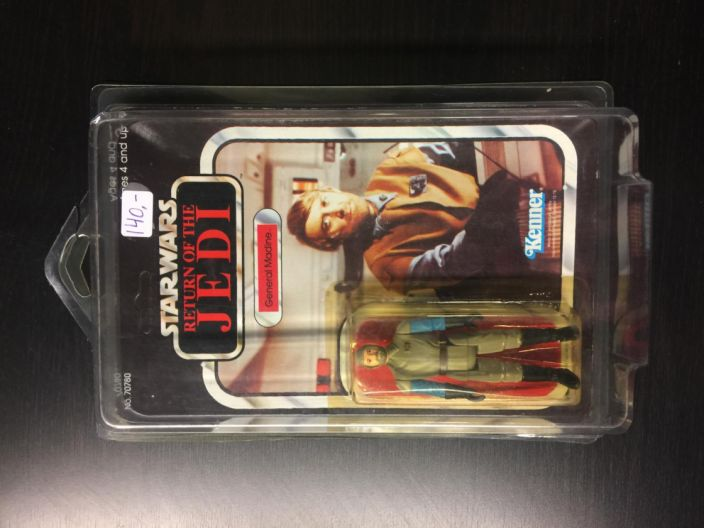 Star Wars Return of The Jedi General Madine (1983) Boxed