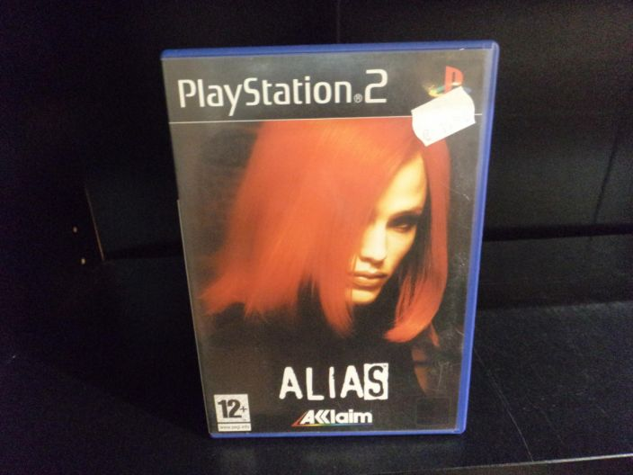 Alias kaytetty PS2